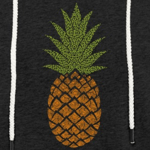 pineapple - Light Unisex Sweatshirt Hoodie
