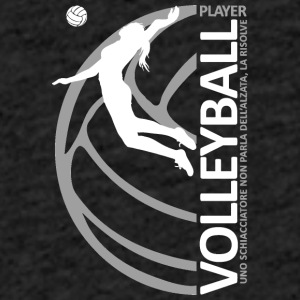 Volleyball Player - DONNA - Felpa con cappuccio leggera unisex