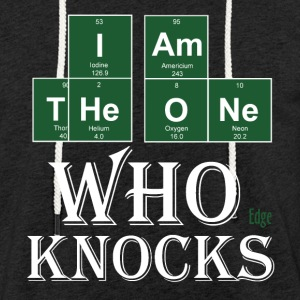 The_one_who_Knocks - Leichtes Kapuzensweatshirt Unisex