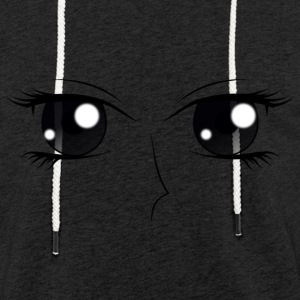 Eyes (H) - Light Unisex Sweatshirt Hoodie