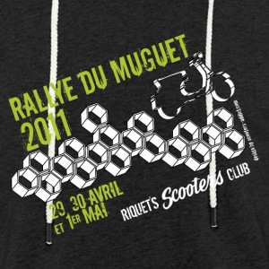 2011 Muguet Rally - Light Unisex Sweatshirt Hoodie