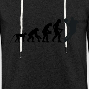 Evolution Basketball - Light Unisex Sweatshirt Hoodie