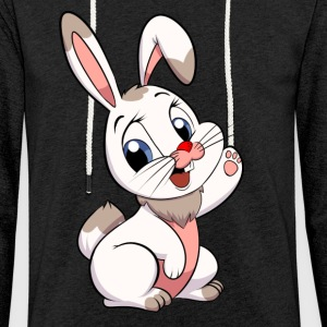 Steppi BUNNY - Light Unisex Sweatshirt Hoodie