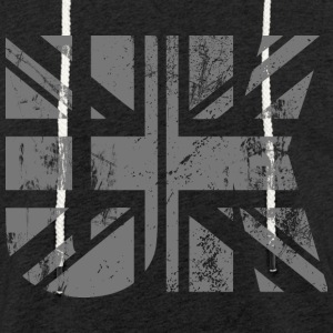 UK Flag - Light Unisex Sweatshirt Hoodie
