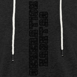 Generation Hashtag - Light Unisex Sweatshirt Hoodie