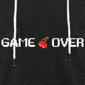 Game Over - Light Unisex Sweatshirt Hoodie