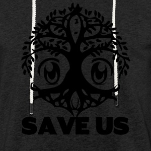 saveus blak - Light Unisex Sweatshirt Hoodie
