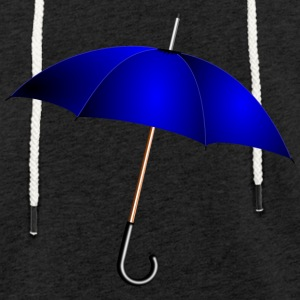 umbrella - Light Unisex Sweatshirt Hoodie