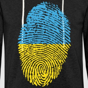 UKRAINA 4 EVER COLLECTION - Kevyt unisex-huppari