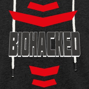 BIOHACKED - Light Unisex Sweatshirt Hoodie