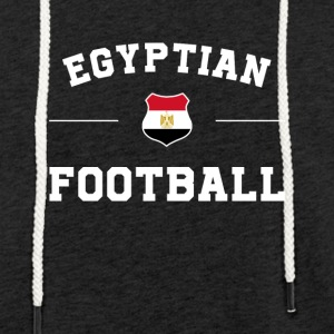 Egypte Voetbal shirt - Egypte Soccer Jersey - Lichte hoodie unisex