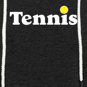 tennis - Light Unisex Sweatshirt Hoodie
