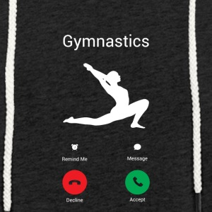 Gymnastics calls - Light Unisex Sweatshirt Hoodie