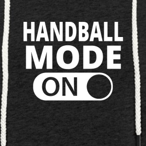 MODE ON HANDBALL - Leichtes Kapuzensweatshirt Unisex