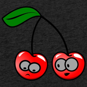 cherries - Light Unisex Sweatshirt Hoodie