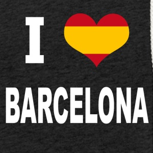 I Love Spain BARCELONA - Light Unisex Sweatshirt Hoodie