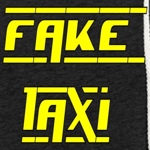 fake taxi - Light Unisex Sweatshirt Hoodie