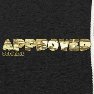 APPROVED Official GOLD BAR - Light Unisex Sweatshirt Hoodie