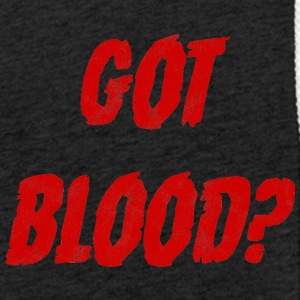 Fantasy / Vampire / Dracula: Got Blood? - Light Unisex Sweatshirt Hoodie