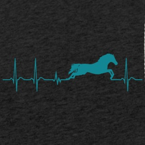 Heartbreaker horse horse child gift rider - Light Unisex Sweatshirt Hoodie