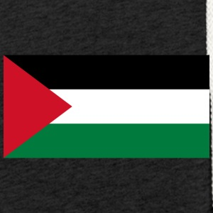 National Flag of Palestine - Lätt luvtröja unisex