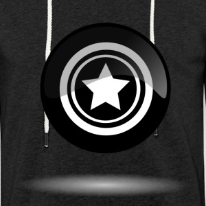 Dart Star - Light Unisex Sweatshirt Hoodie