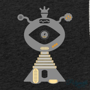 Little robot - Light Unisex Sweatshirt Hoodie