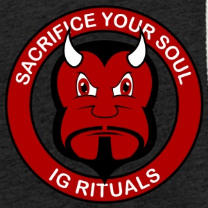 SACRIFICE YOUR SOUL COLLECTION - Light Unisex Sweatshirt Hoodie