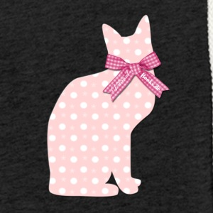 "Pink Cat ""Vibrant Books"" - Light Unisex Sweatshirt Hoodie"