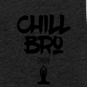 Chill Out Bro - Lichte hoodie unisex