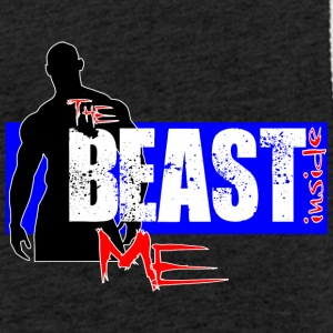 The Beast Inside Me - Sweat-shirt à capuche léger unisexe