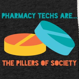 Pharmacy / Pharmacist: Pharmacy Techs Are ... The - Light Unisex Sweatshirt Hoodie