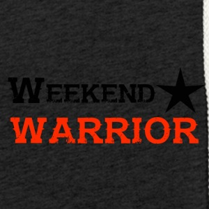 Shirt Weekend Warrior Weekend Party - Let sweatshirt med hætte, unisex