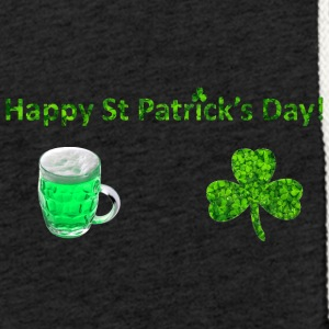 Happy Day St Patricks - Sweat-shirt à capuche léger unisexe