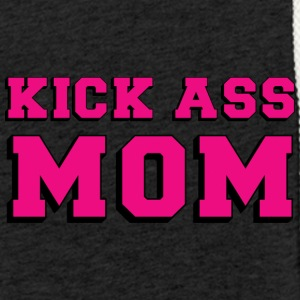 Kick Ass MOM - Sweat-shirt à capuche léger unisexe