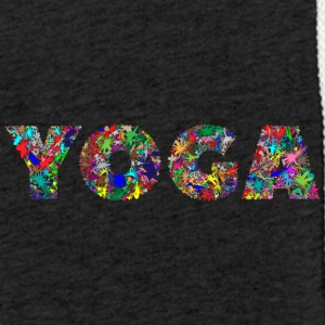 yoga - Sweat-shirt à capuche léger unisexe