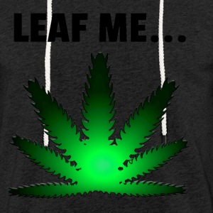 Leaf me - Light Unisex Sweatshirt Hoodie