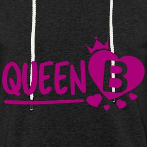 Queen B - Light Unisex Sweatshirt Hoodie