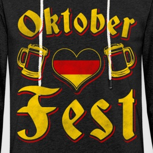 Oktobefest shirt - Light Unisex Sweatshirt Hoodie