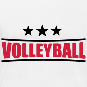 Volleyball shirt - Beachvolleyball shirt - Team - Women's Organic Longsleeve