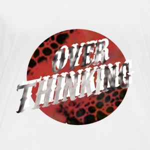 Over Thinking - Women's Organic Longsleeve