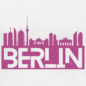 Berlin CIty - Women's Organic Longsleeve