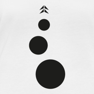 Pictogram sign Star sign Scorpio - Women's Organic Longsleeve Shirt by Stanley & Stella