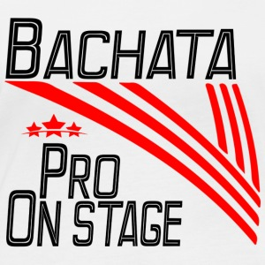 Bachata Pro - On Stage - Pro Dance Edition - Women's Organic Longsleeve