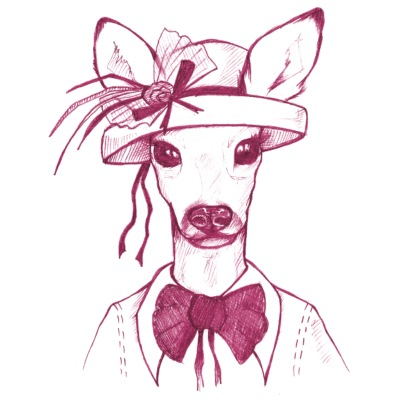 Oh Deer - High Fashion