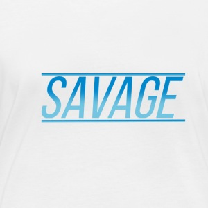 sauvage - T-shirt manches longues bio Stanley & Stella Femme
