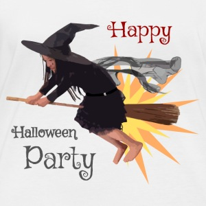 HMB Happy Halloween Party Club 18092017 1 - Frauen Bio-Langarmshirt von Stanley & Stella