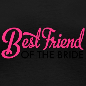 Best friend of the Bride - Frauen Bio-Langarmshirt von Stanley & Stella
