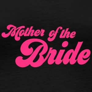 Mother of the Bride - Frauen Bio-Langarmshirt