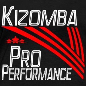 Kizomba Pro Performance white - Pro Dance Edition - Women's Organic Longsleeve